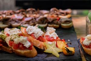 Jobb-lunsj-catering